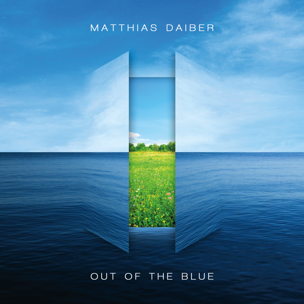 Out Of The Blue Digital Cover